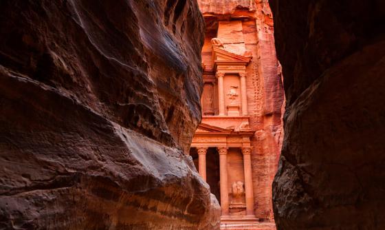 Terres saintes : Combiné Jordanie Israël