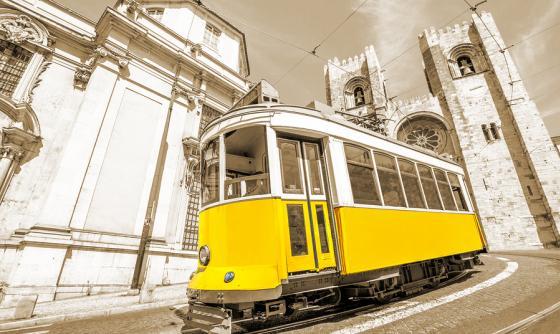 Paris Lisbon & Fatima