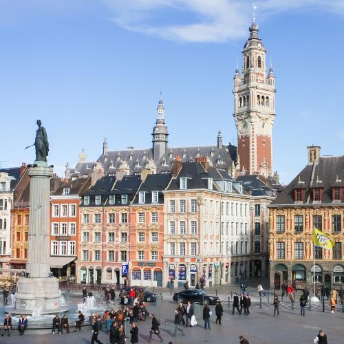 Escapade à Lille