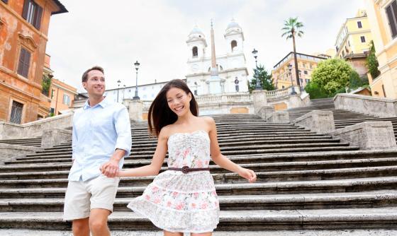 Lune de miel Rome & Sicile. Palaces 5 étoiles.