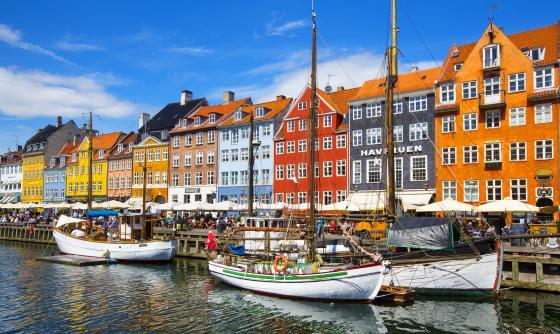 Danemark Au Pays des Vikings