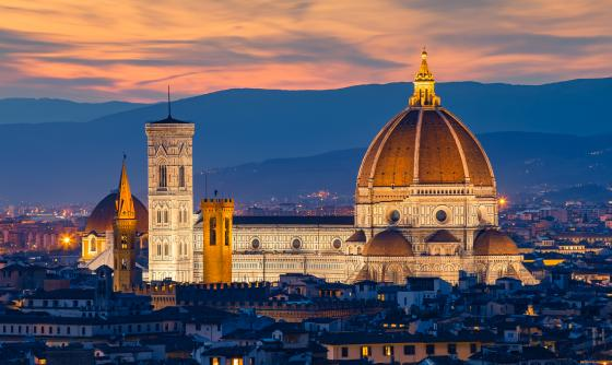 Florence & Rome 5 star.
