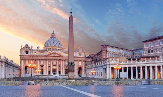 Rome en liberté