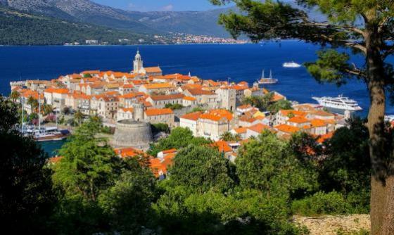 La Croatie en famille