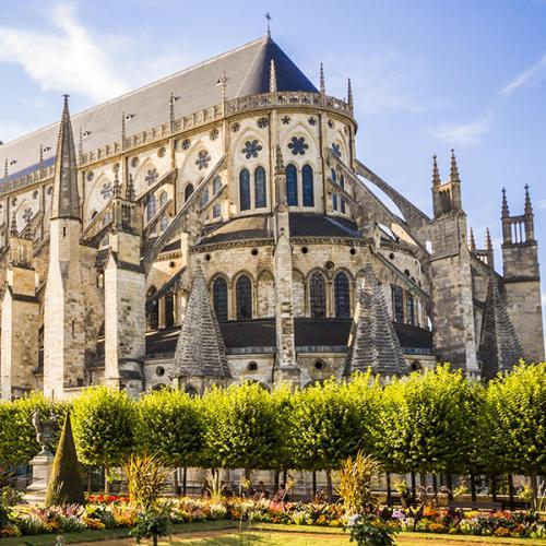 Bourges au Moyen Age