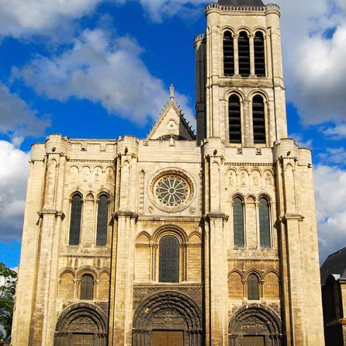 La Basilique de Saint Denis : Le roi est mort vive le roi