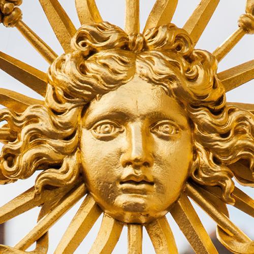 Le Roi soleil à Versailles