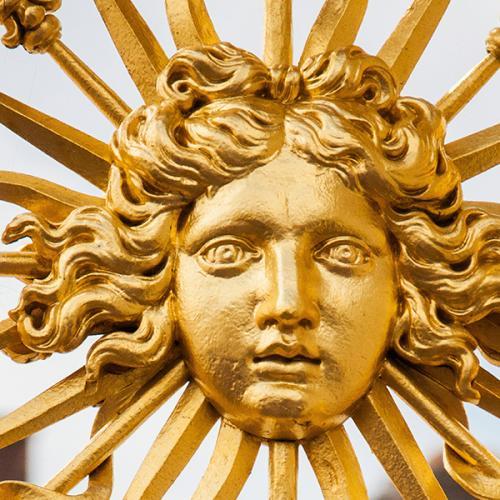 Le Roi soleil à Paris