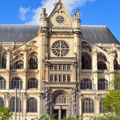 Les plus belles eglises parisiennes
