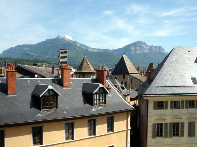 Chambery reprend des couleurs