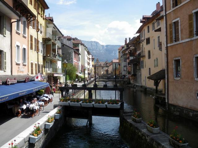 Annecy, la Rome des Alpes