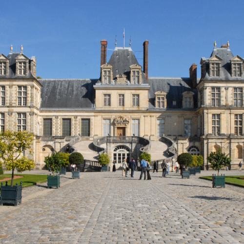 La Maison des siècles à Fontainebleau