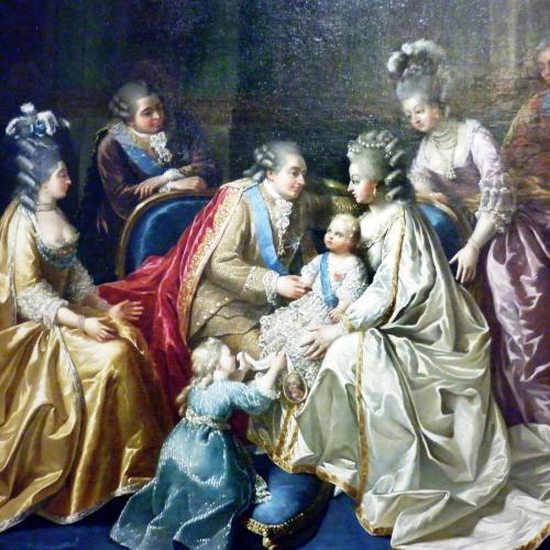Marie Antoinette à Versailles