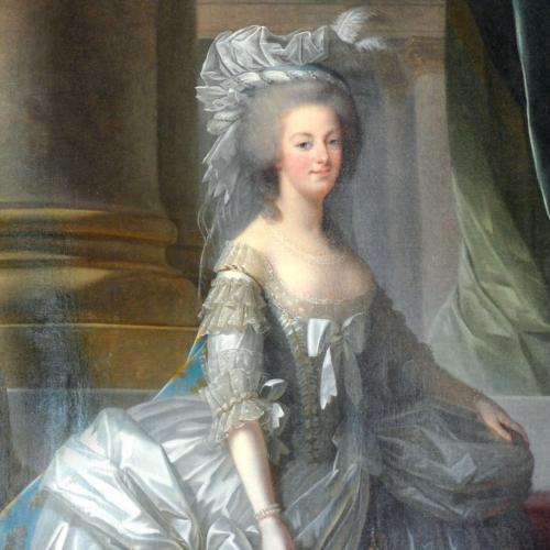 Marie Antoinette à Paris
