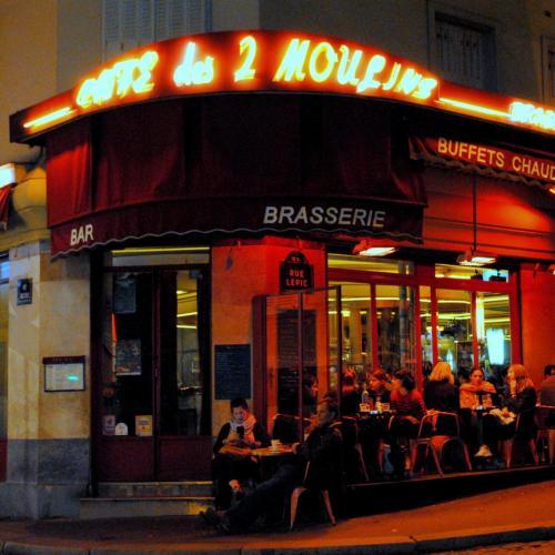Paris comme au cinéma